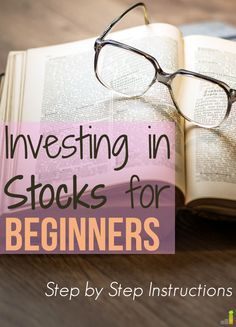 The stock market can be really scary, but this post on investing in stocks for beginners (like me!) is very simple to understand. I feel more confident already!