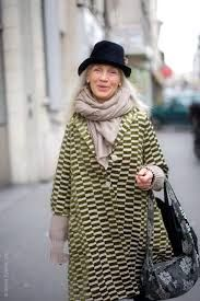 Street Style Aesthetic - It's not just the clothes - it's the people who wear them. Mature Fashion, Fashion Over, Look Fashion, Womens Fashion, Fast Fashion, Looks Street Style, Advanced Style, Ageless Beauty, Mode Style