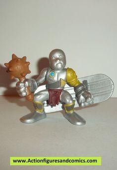 Marvel Super Hero Squad SILVER SURFER savage complete pvc action figures