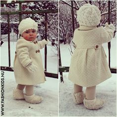 #kids #look #toddler #infant #pretty #baby #girl #fashion #style #inspiration #clothes #glam #chic #swag #winter