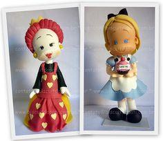 Alice in Wonderland by Biscuit da Pati