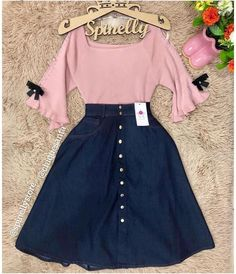Casual Women Fashion To Update You Wardrobe Today - Page 8 of 75 - Women Fashion's Best Casual Outfits, Cool Summer Outfits, Teen Fashion Outfits, Cute Fashion, Modest Fashion, Outfits For Teens, Pretty Outfits, Pretty Dresses, Cool Outfits