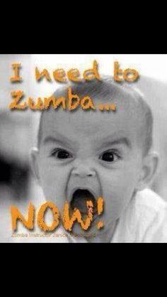 Zumba - work it!!