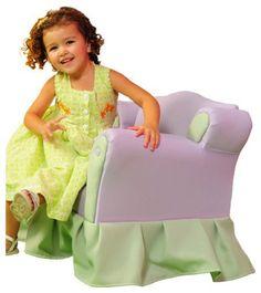 Fantasy Furniture Princess Chair by Fantasy Furniture in Pink Princess Chair, Princess Room, Fairy Room, Lavender Green, Toddler Furniture, Chair Upholstery, Flower Girl Dresses, Summer Dresses, Wedding Dresses