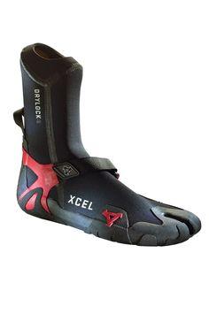 Boots, Booties Mystic Lightning 3mm Low Cut Split Toe Wetsuit Boots Modern Design
