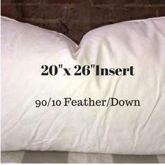 You Can Buy Replacement Inserts For Pottery Barn Cushions