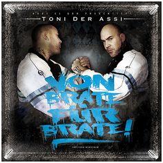 Toni der Assi – Von Brate für Brate | Mehr Infos zum Album hier: http://hiphop-releases.de/deutschrap/toni-der-assi-von-brate-fuer-brate
