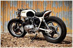'80 Honda CB250 - Old EmpireMotorcycles - Pipeburn - Purveyors of Classic Motorcycles, Cafe Racers & Custom motorbikes
