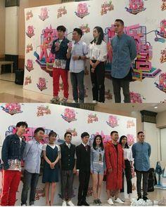 170524 Victoria at Happy Camp 20th Anniversary recording #victoria #victoriasong #빅토리아 #qian #songqian #happycamp #happycamp20thanniversary #fx #에프엑스 #meus #meu #미유