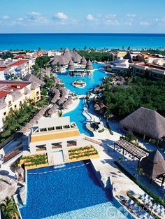 We loved the wave pool at the Iberostar Paraiso Maya.  We will go back again!
