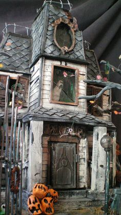 Your house or buisness custom order have by HAUNTEDCONSTRUCTION