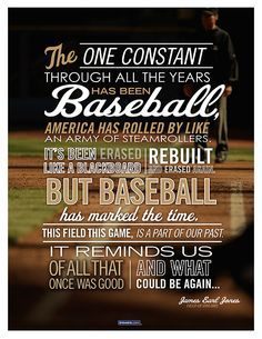 Field of Dreams...possibly my favorite movie ever