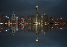 World Beautiful Cities in the Mirror of Water (12 Pictures) | See More Pictures | #SeeMorePictures