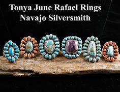 STUNNING Native American Jewelry Lot Old Pawn Turquoise Coral Sterling Silver | eBay