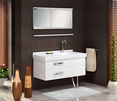 Banyo dolabı markaları - http://www.hepdekorasyon.com/banyo-dolabi-markalari/