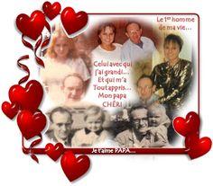 Tu aurais eu 83 ans aujourd'hui <3 Où que tu sois dans l'univers, saches que pas un jour ne passe sans que je pense à toi mon p'tit papa. .. <3 Tu me manques infiniment :'( Mais ton Amour est toujours aussi vivant, fort et discret, tu restes là, bienveillant, assis sur le bord de mon cœur <3 Je t'aimais, je t'aime et je t'aimerai à jamais mon p'tit papa <3