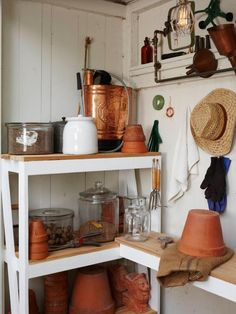 garden shed interior showing spruce framing cedar french door and garden tools neatly arranged garden sheds pinterest tool storage