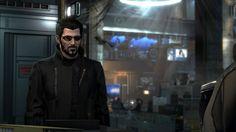 Adam Jensen - Deus Ex Mankind Divided. Jim Miller, Deus Ex Mankind Divided, Fictional Characters, Fantasy Characters