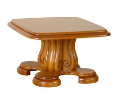 Szögletes asztal Royal