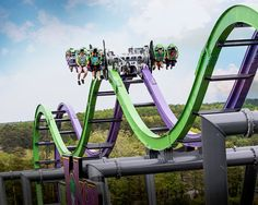 Coming in 2017, the 15th and most maniacal coaster to be built in Six Flags Great America history! THE JOKER