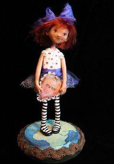 By Sue Barton.....polymer clay