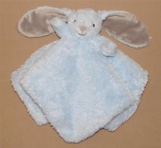 Baby Gear Gray Yellow White Giraffe Security Blanket Lovey