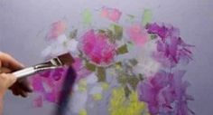 VIDEO: Still lifes in pastel – part one