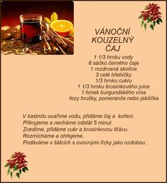 recept Christmas Candy, Christmas Baking, Drinking, Food And Drink, Favorite Recipes, Yummy Food, Cooking, Sweet, Smoothie