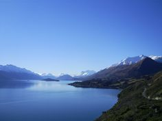 Queenstown River, Mountains, Nature, Outdoor, Outdoors, Naturaleza, Outdoor Games, Outdoor Living, Rivers