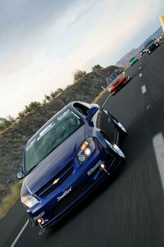 RedLion Motorsports would like to see this 2006 Chevy Cobalt achieve 200mph http://www.knfilters.com/news/news.aspx?ID=2474