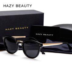273938bced7 2017 New Luxury Polarized Sun Glasses Fashion Women Brand Designer  Sunglasses Men Vintage Sunglass UV400 Oculos
