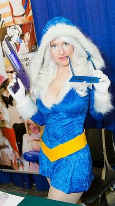 #Cosplay - Captain Cold #Rule63