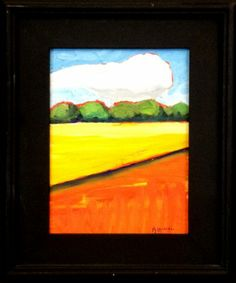 """""""Ditch"""" by Mark Leichliter available through Columbine Gallery on Amazon Fine Art"""