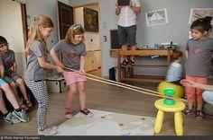 Anniversaire Fort Boyard de Louca                                                                                                                                                                                 Plus Amazing Race, Camping Games, Indiana Jones, Games For Kids, Activities, Escape Room, Crayon, Plein Air, Stage