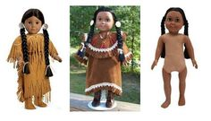 Springfield Collection Dolls: Make It Yourself Monday: Niya's Native American Outfit