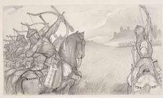 Érettségi tételek 2014 - A magyar nép vándorlása a honfoglalás előtt Hungary, History, Warriors, Painting, Art, Art Background, Historia, Painting Art, Kunst