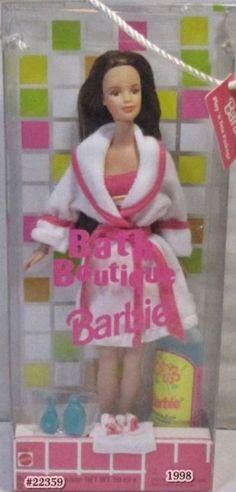 22359-Bath Boutique Barbie