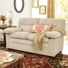 Demi 3 Seater Fabric Sofa With Chaise By La Z Boy | Catosfera.net