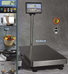 You are buying one new Fairbanks Stainless Steel Series III Bench Scale.  Facts, features and dimensions can be found on our website. Other models are available in our store and by request.