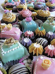 The Cake Cartel South Africa ~ Marie Antoinettes Garden