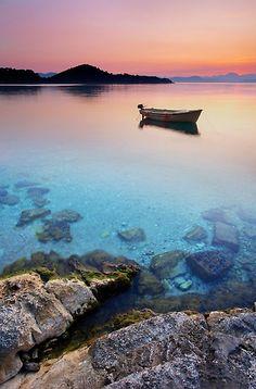 Dawn in Sobra by Lidija Zizic