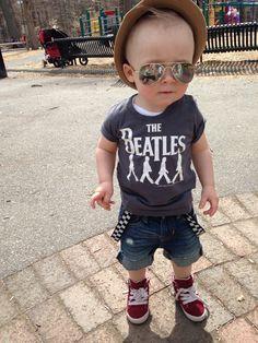 Baby boy fashion ... Stiles style