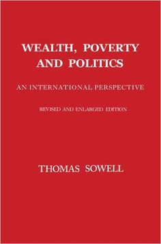 Image result for Wealth, Poverty and Politics Thomas Sowell dublin store book