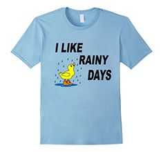 Mens I Like Rainy Days T-Shirt Duck Happy Rain 2XL Baby B... https://www.amazon.com/dp/B077CWF4VW/ref=cm_sw_r_pi_dp_x_-IGcAbVD4X32M #Ilikerainydays, #duck, #rainfall, #boots, #water, #bird, #cute, #animals, #raindrops, #yellow, #colorful, #cartoon #motivationalphrases, #image, #blue