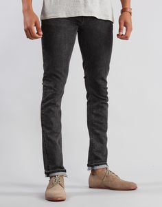 Nudie Jeans Co. Tight Long John Black Tears - Kaeho Australia