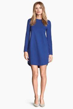 Vestido de mangas compridas | H&M