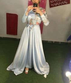 Hijab Dress, Hijab Outfit, Prom Dresses, Formal Dresses, Wedding Dresses, Dress Lace, Hijab Fashion, Clothing, Outfits