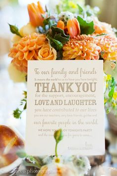 """Determine Your Priorities: """"Since showing appreciation for their friends and family was paramount for the bride and groom, they chose to thank each guest with a beautiful letter pressed keepsake and put just one printed menu at each table.""""  TIP: Decide what is most important and spend your money on it.   Source: Letter press by Rabbit Foot Fern"""