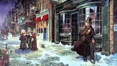 Κάρολος Ντίκενς «Χριστουγεννιάτικη ιστορία»