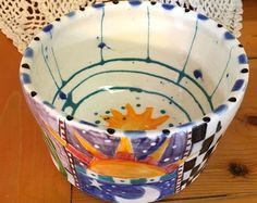 Tropical Bowl No. 1 - by Suzi Dennis
